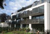 Aluminium balustrades The Hebbelyncks